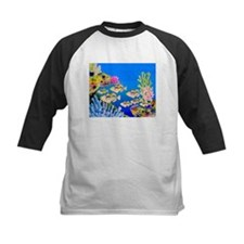 Tropical Paradise Art Tee