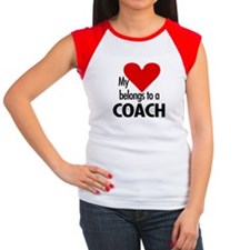 Heart belongs, coach Tee