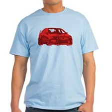 Nemesis Racing - Evo X T-Shirt