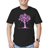 Winter Snowflake Tree T