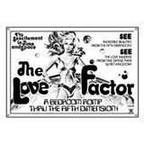Love Factor B-Movie Poster Banner