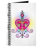 Voodoo Erzulie Veve Journal