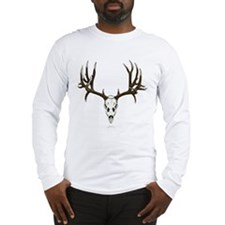 Deer skull Long Sleeve T-Shirt