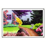 Back Yard Path Banner