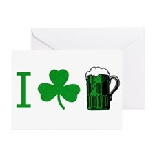 Unique Leprechaun Greeting Cards (Pk of 10)