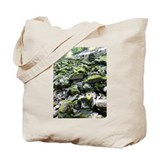Earthy Moss Tote Bag