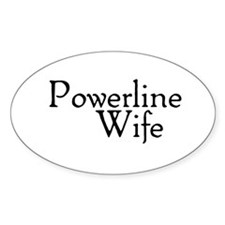 Cute Powerline Decal