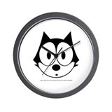 Felix the cat Wall Clock