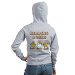 Reading Rocks Women's Zip Hoodie
