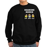 Reading Rocks Sweatshirt (dark)