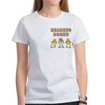 Reading Rocks Pocket Image Women's T-Shirt