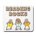 Reading Rocks Mousepad