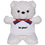Got Ghost? Teddy Bear