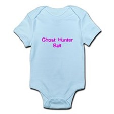 Ghost Hunter Bait Infant Bodysuit