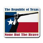 Republic of Texas Mousepad