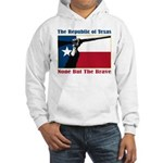 Republic of Texas Hooded Sweatshirt