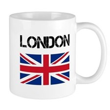 London Union Jack Small Mug