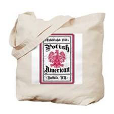 Polish Tote Bag