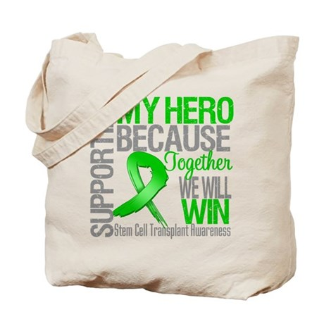 Supporting SCT Hero Tote Bag