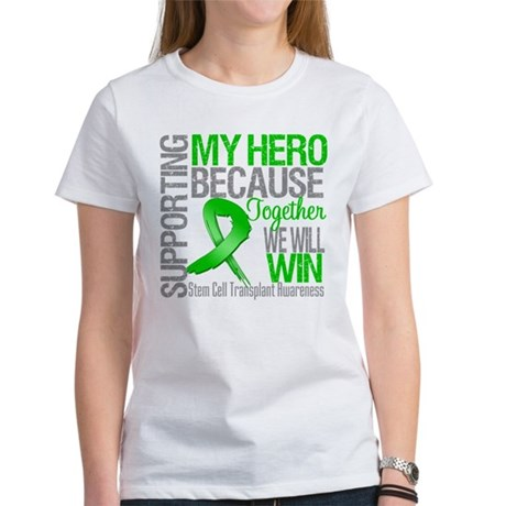 Supporting SCT Hero Women's T-Shirt