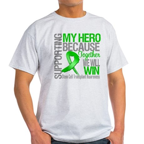 Supporting SCT Hero Light T-Shirt