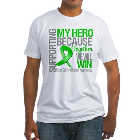 Supporting SCT Hero Fitted T-Shirt