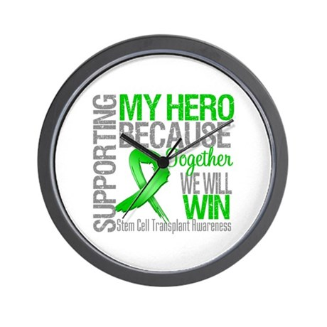 Supporting SCT Hero Wall Clock