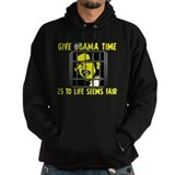 Give Obama Time Hoodie