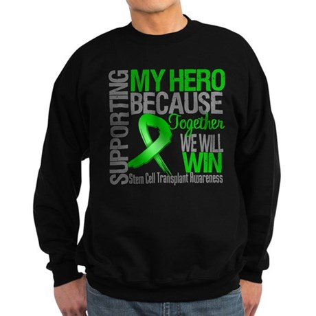 Supporting SCT Hero Sweatshirt (dark)
