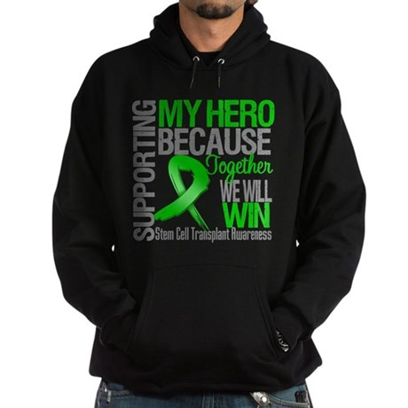 Supporting SCT Hero Hoodie (dark)