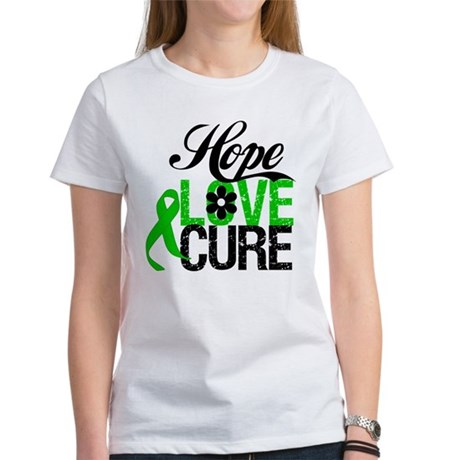SCT Hope Love Cure Women's T-Shirt