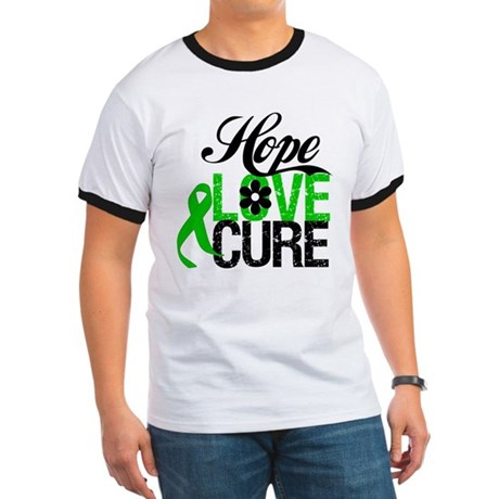 SCT Hope Love Cure Ringer T