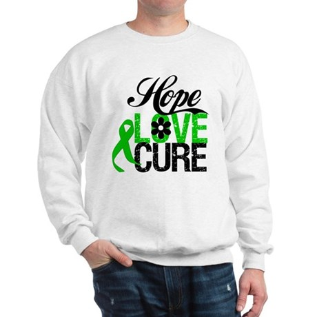 SCT Hope Love Cure Sweatshirt