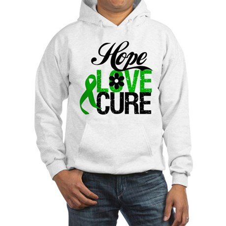 SCT Hope Love Cure Hooded Sweatshirt