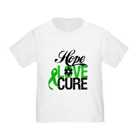 SCT Hope Love Cure Toddler T-Shirt