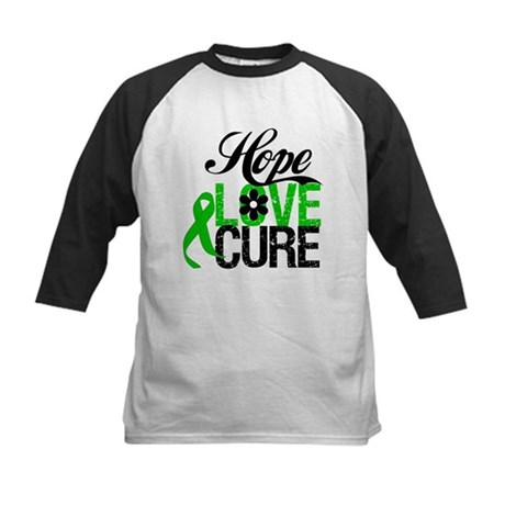 SCT Hope Love Cure Kids Baseball Jersey