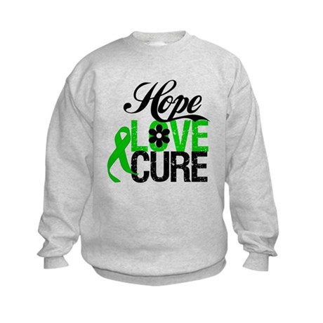 SCT Hope Love Cure Kids Sweatshirt