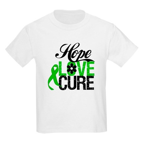 SCT Hope Love Cure Kids Light T-Shirt