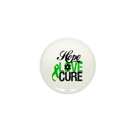 SCT Hope Love Cure Mini Button