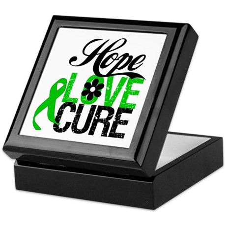 SCT Hope Love Cure Keepsake Box