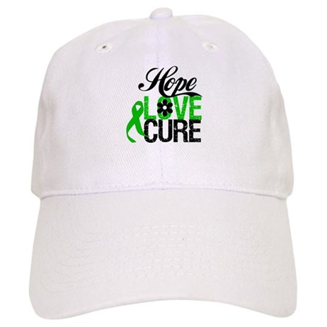 SCT Hope Love Cure Cap