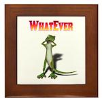 WhatEver Framed Tile