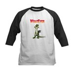 WhatEver Kids Baseball Jersey