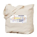 Unique Chronic cerebrospinal venous insufficiency Tote Bag