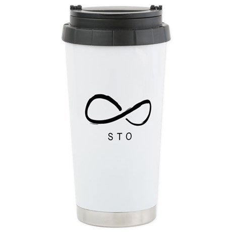 STO Ceramic Travel Mug