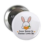 Some Bunny In Kansas Loves Me 2.25