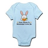 Some Bunny In Mississippi Loves Me Infant Bodysuit
