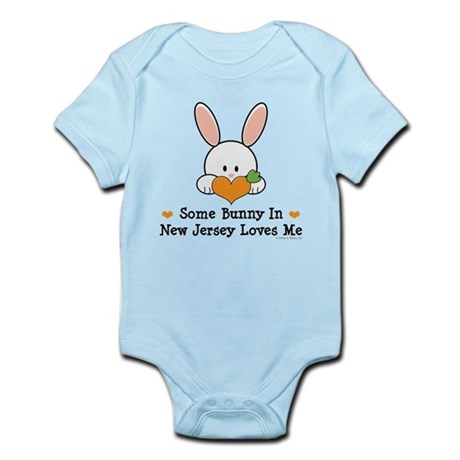 Some Bunny In New Jersey Infant Bodysuit