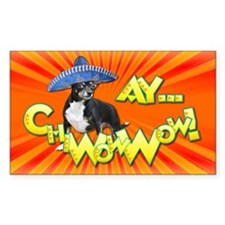Ay...ChiWowWow! Decal