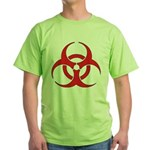 Biohazzard Green T-Shirt